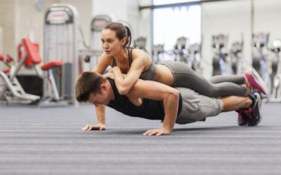 Trainen met eigen gewicht of  met vrije gewichten?
